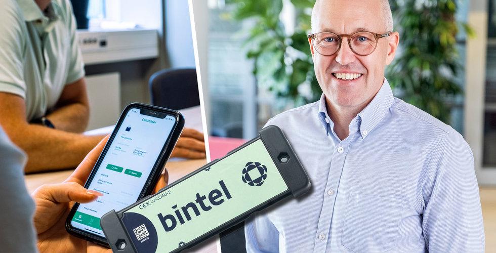 """Bintel ska bevisa att lägenheter kan ha smartare sophämtning – """"Förändra hur man tömmer avfall"""""""
