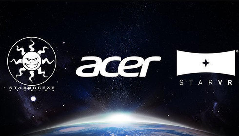 Breakit - Starbreeze tar in 75 miljoner kronor från taiwanesiska Acer