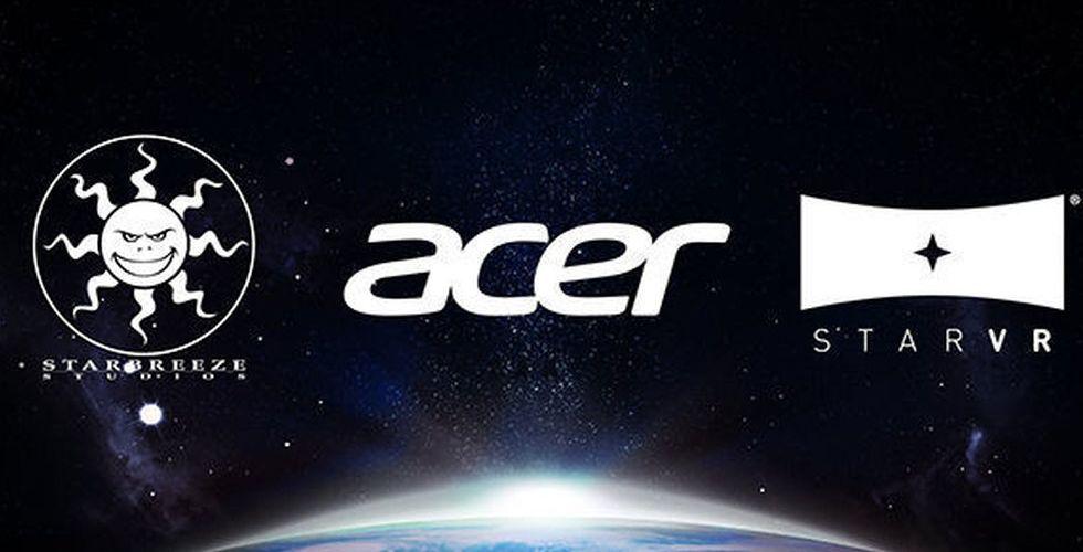 Starbreeze tar in 75 miljoner kronor från taiwanesiska Acer