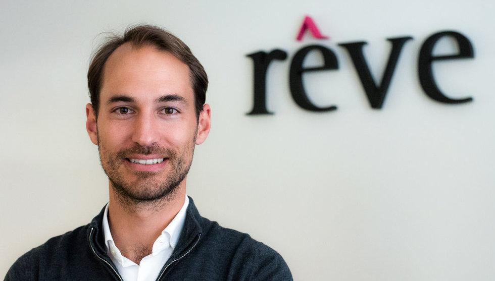 Shoppingappen Reve ska få fart på affären – värvar ny chef