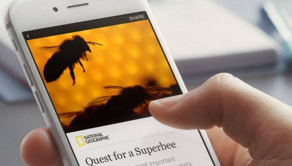 Nu öppnar Facebook tjänsten Instant Articles för alla medier