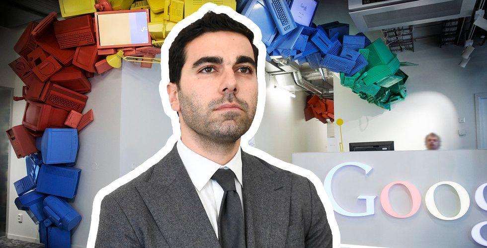 Kritiken växer – Google anklagas för att utnyttja sin dominerande ställning inför GDPR