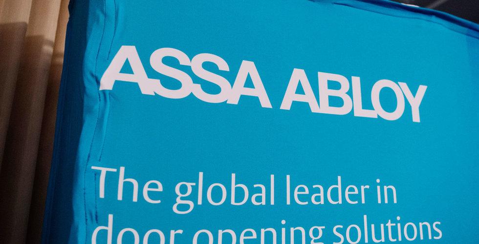 Assa abloy koper amerikanskt bolag