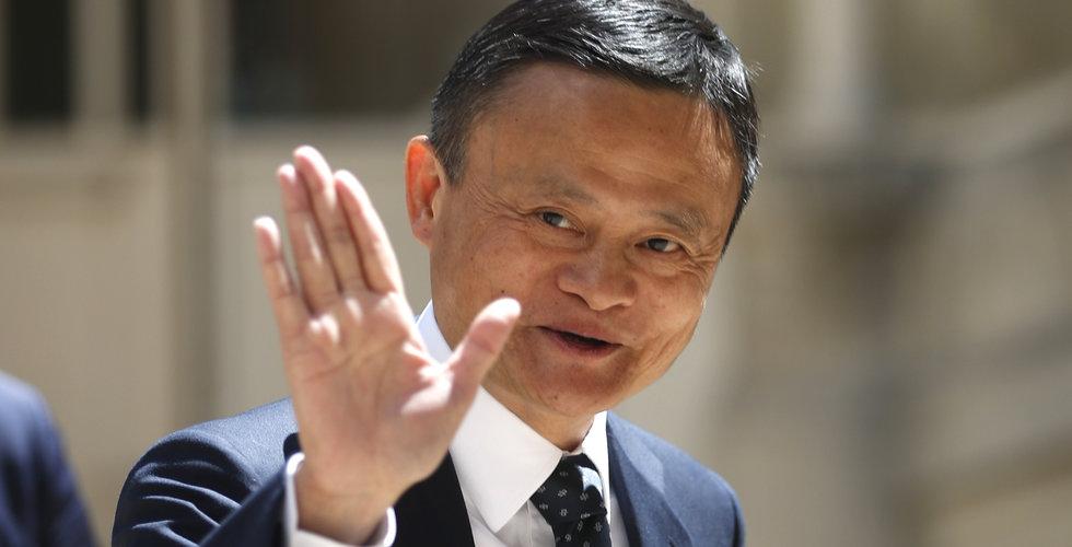 Alibabas finansbolag Ant Group mot börsen – tar in 10 miljarder dollar