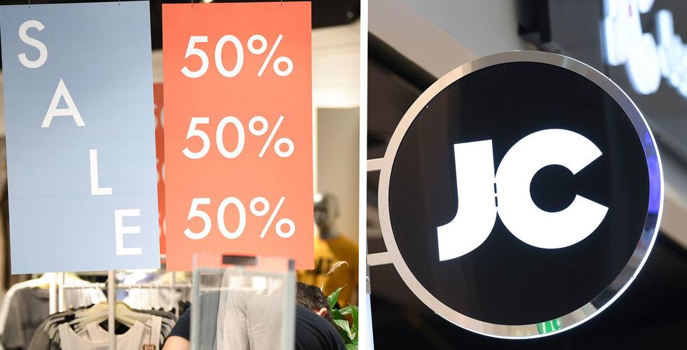 Skulder på hundratals miljoner – de förlorar pengar när JC går i konkurs