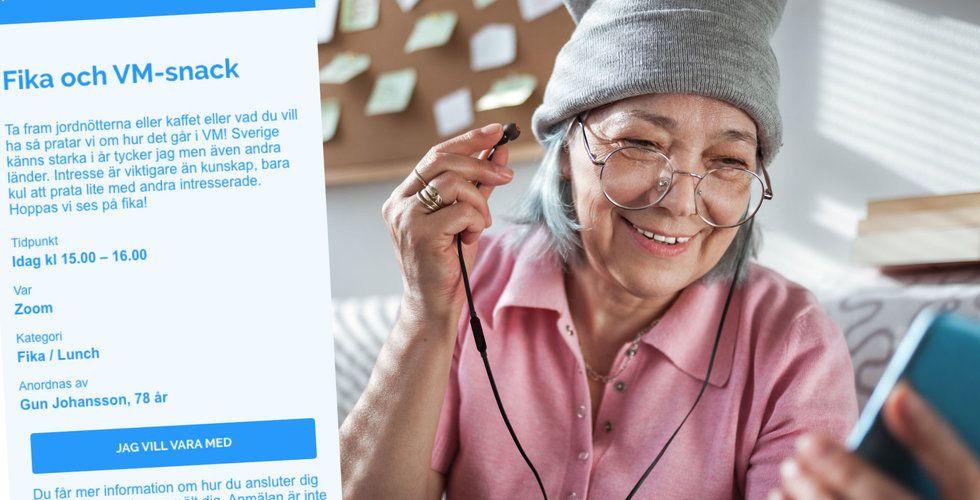 Passa på: Nu kan ditt företag hjälpa äldre att bryta isoleringen