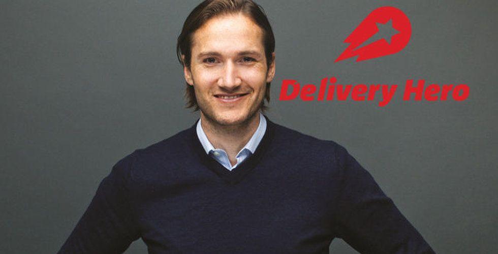 Axfood och Delivery Hero ingår nytt samarbete
