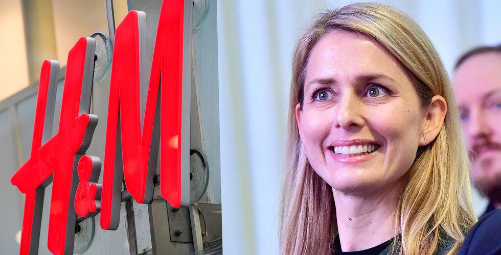 H&M:s rörelseresultat bättre än väntat – sätter tuffa hållbarhetsmål