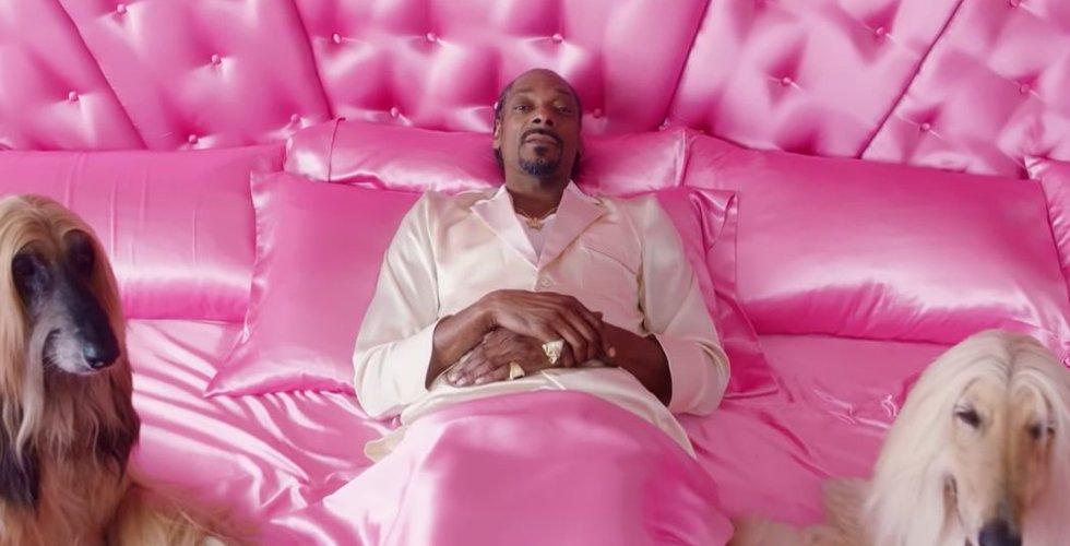 Klarna får bakläxa – tvingas dra in prisad Snoop Dogg-film