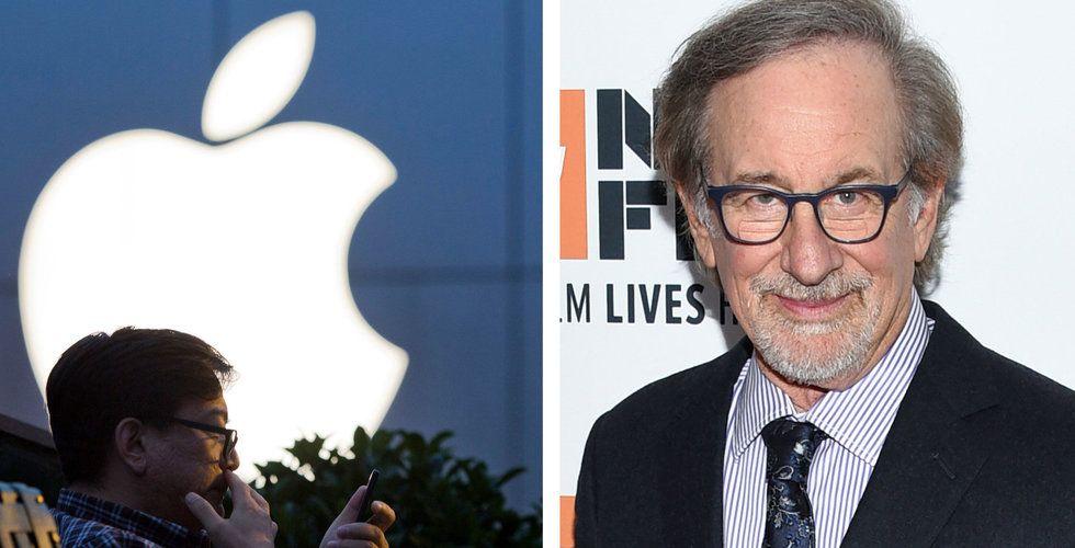 Breakit - Apple i nytt avtal med Spielberg –ska göra remake av Amazing Stories