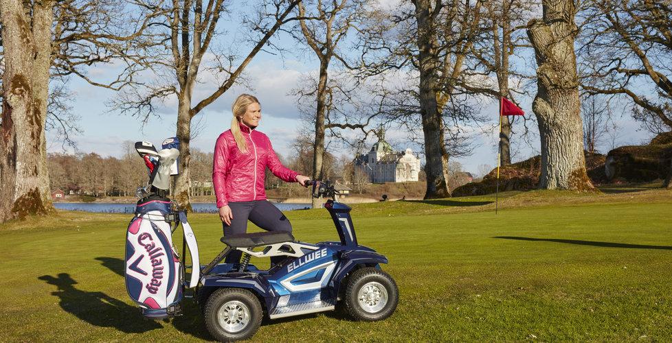 Breakit - Efter Saabs konkurs – nu bygger Ellwee eldrivna fyrhjulingar i Trollhättan