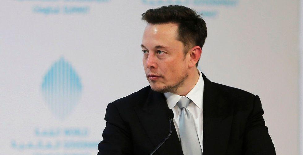 Elon Musk i lång intervju om Tesla, Twitter och det hårda arbetet