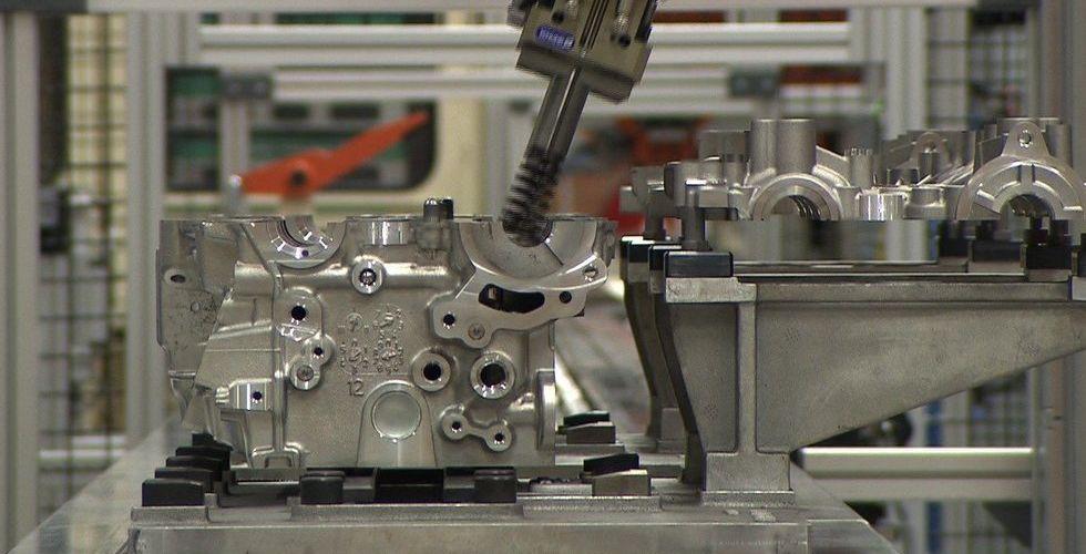 Volvo startar egen inkubator - i gammal bilfabrik i Skövde