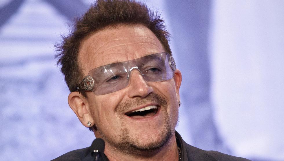 Breakit - Bono säljer Facebook-aktier - tjänar 365 miljoner kronor