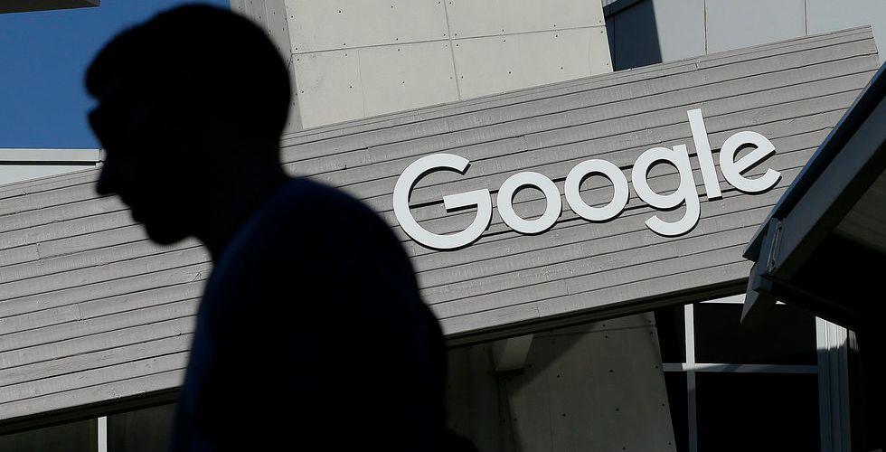 EU-kommissionen kan ge Google böter på 60 miljarder kronor