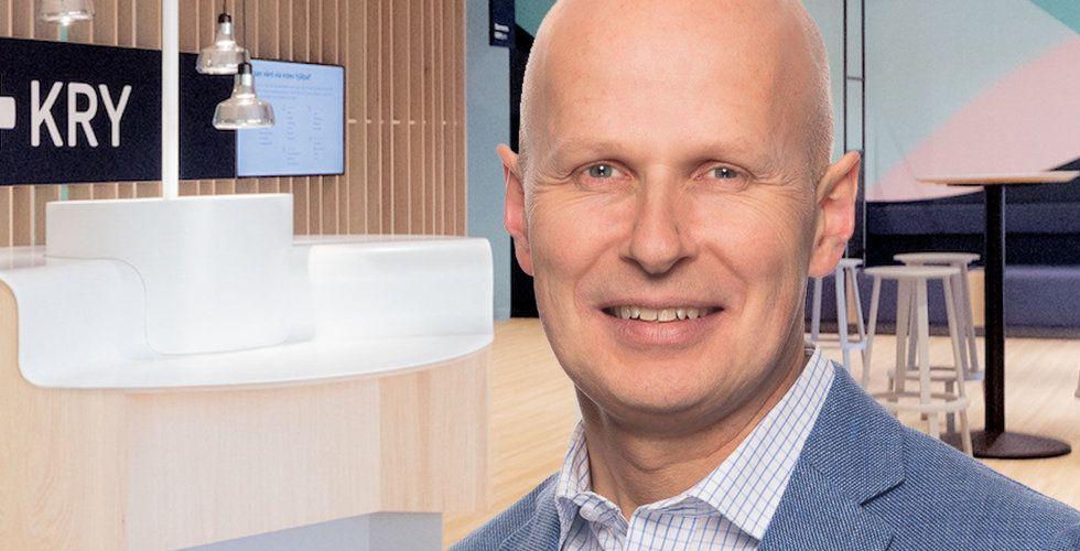 """Krys Sverigechef: """"Synd om digital vård särbehandlas"""""""