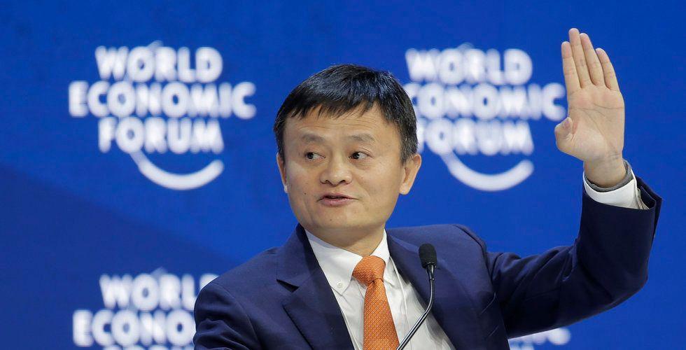 Jack Ma lämnar Alibaba på tisdag