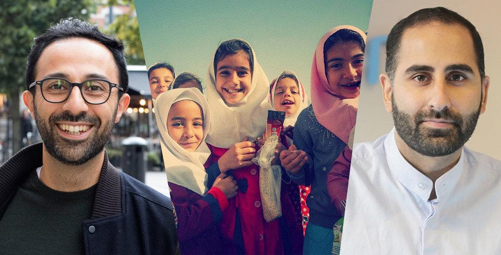 Yari Foundation använder techmetoder för att bygga skolor i Iran