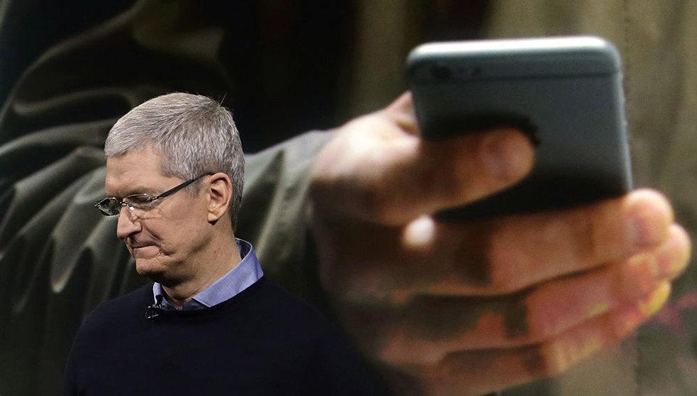 Breakit - Ny rapport: Samsung dubbelt så stort som Apple på smartphones