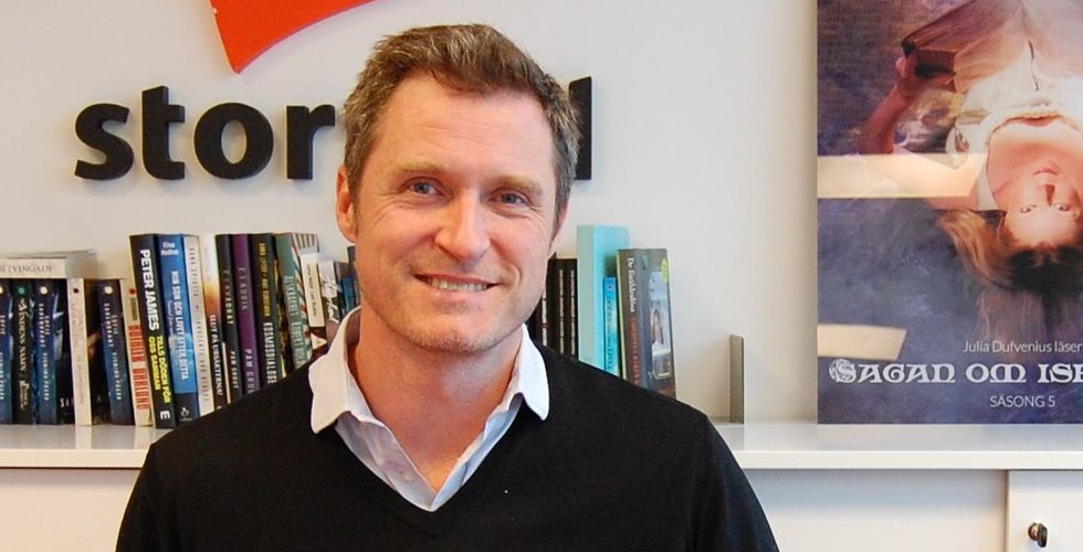 Storytel spänner bågen – vill omsätta 30 miljarder 2030