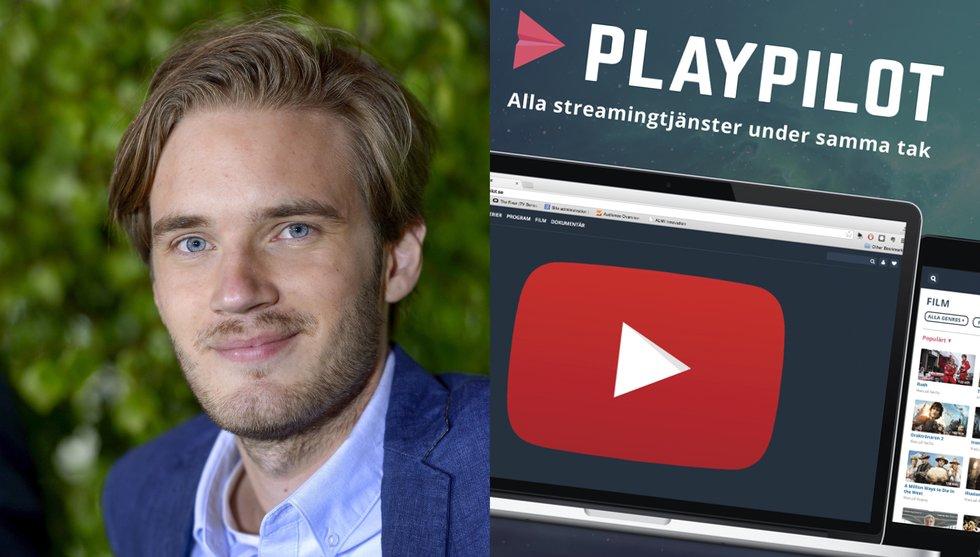 Breakit - Nu ska Youtube-stjärnor hjälpa Playpilot att locka tittare