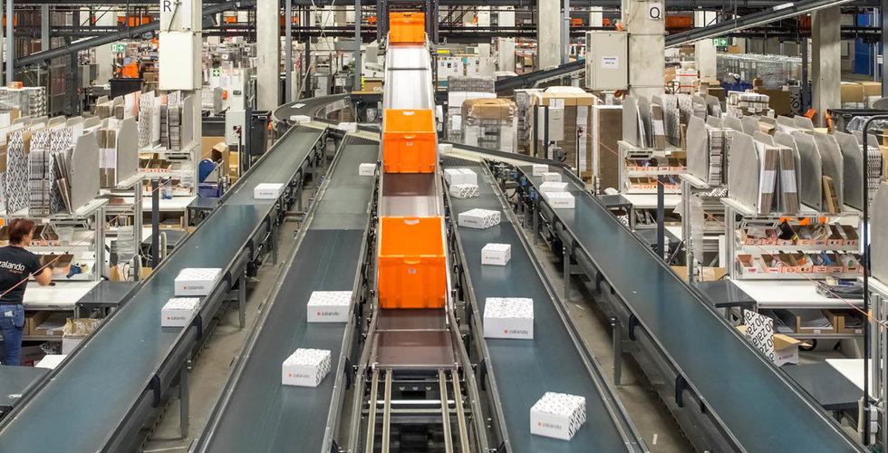 E-handelsjättens börsras – ned 9 procent