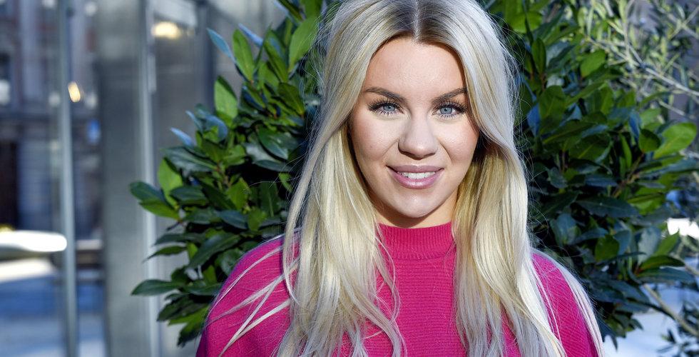 Therése Lindgren fyller ut semesterkassan med 13 miljoner kronor