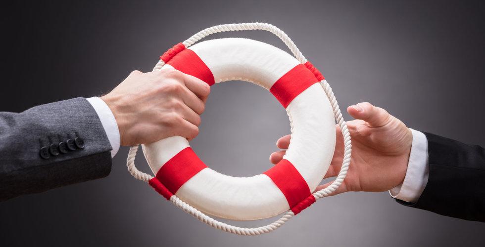 Ska verkligen staten hjälpa företagen i krisen – eller bara släppa dem vind för våg?