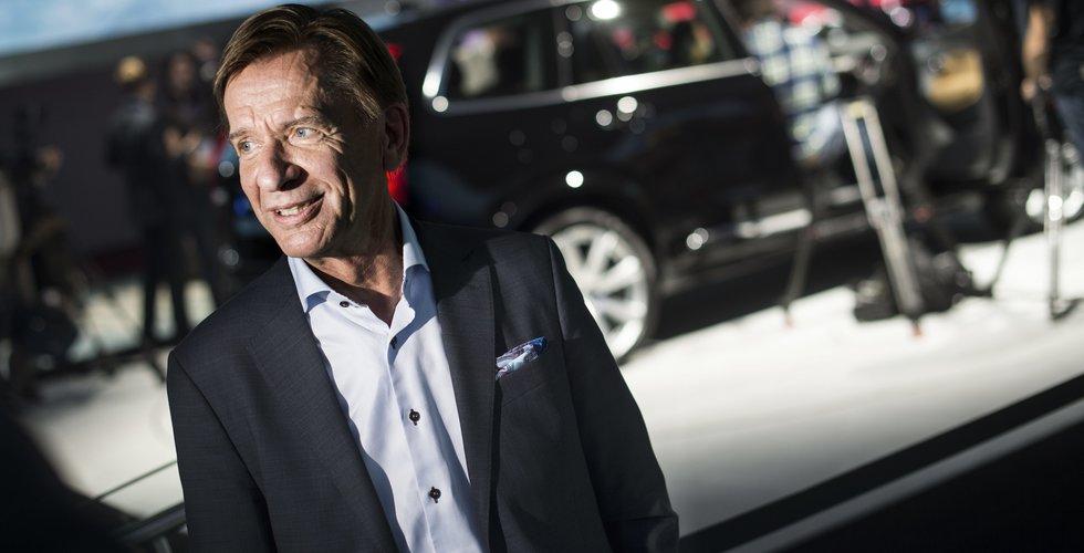 Breakit - Volvo Cars levererar tusentals självkörande bilar till Uber