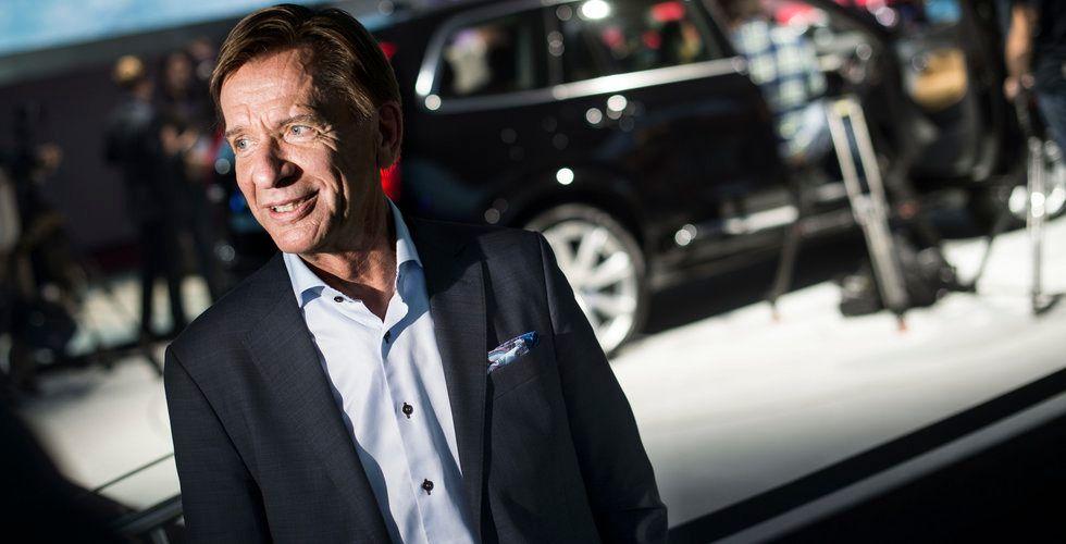 Volvo Cars levererar tusentals självkörande bilar till Uber