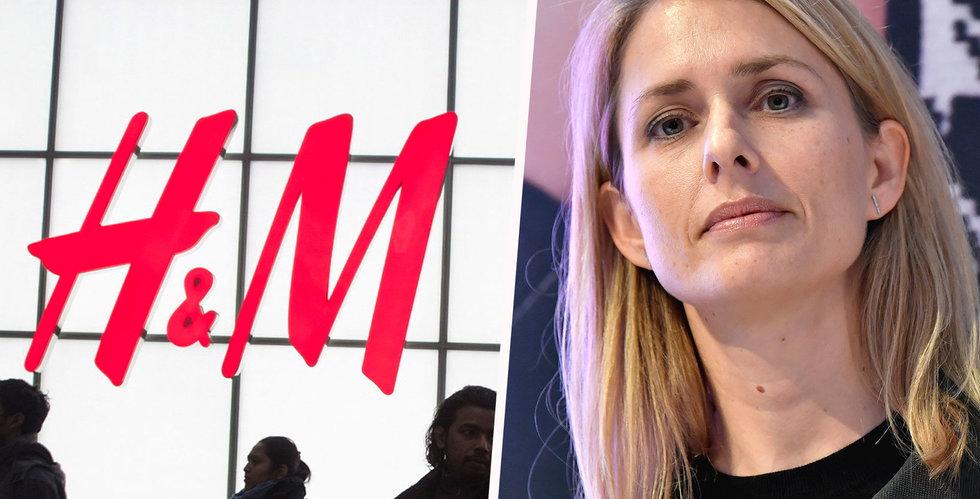 Beskedet från H&M: Tusentals medarbetare kallas tillbaka – aktien stiger