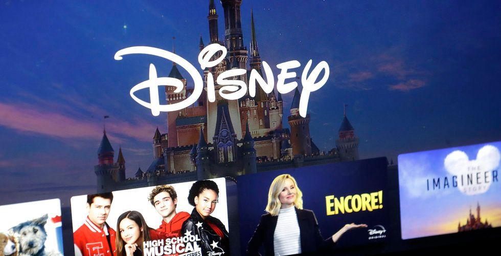 Så ser fördelningen av Disney plus-användarna ut