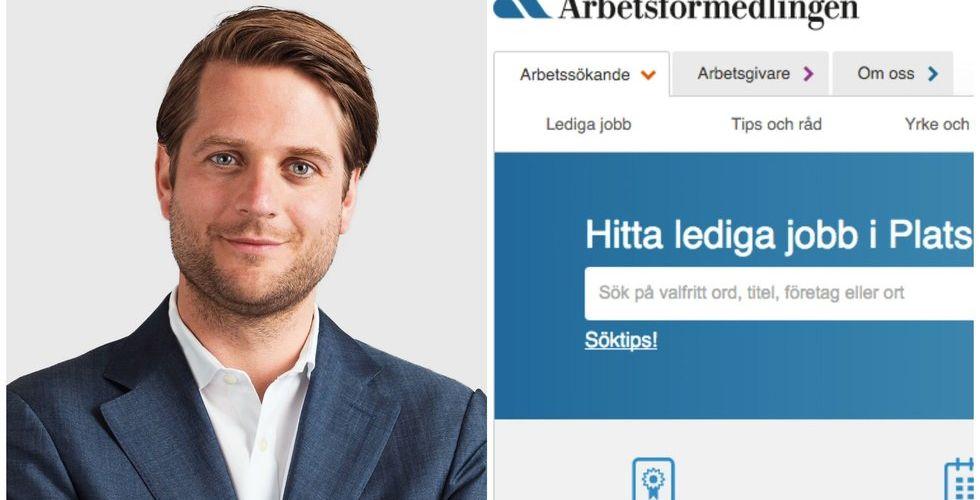 Klarnas vd om statens sajtslöseri: Jag gör det själv för 2 miljoner