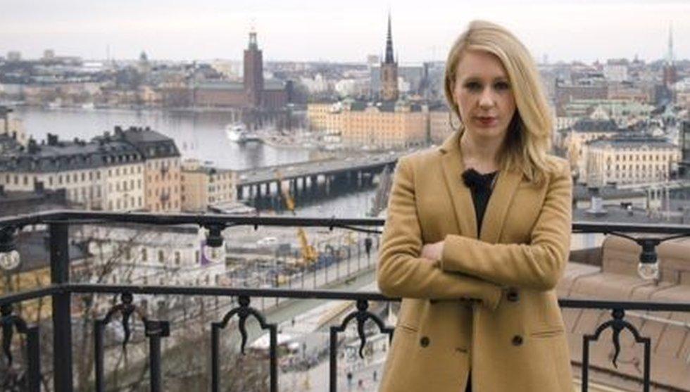 Breakit - Hon lämnar chefredaktörsjobbet – ska börja podda om startups