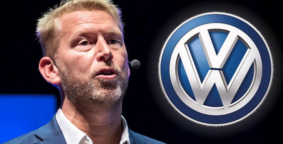 Volkswagen och Northvolt bildar europeiskt konsortium inom batteriforskning