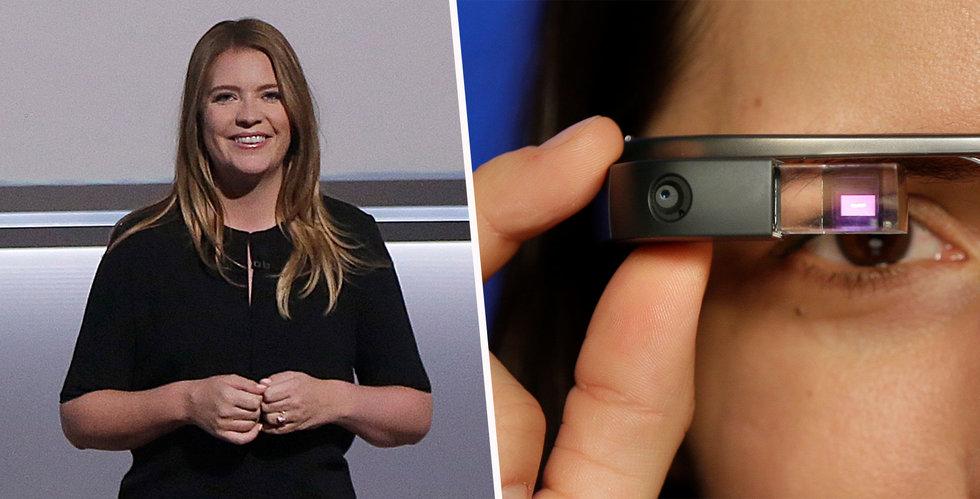 Spionglasögon och avlyssningapparater – hon gör Googles techprylar mindre läskiga