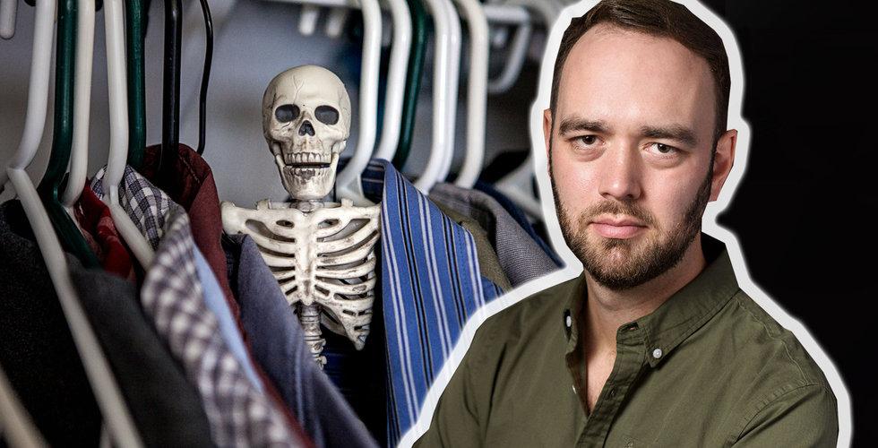 Aplers gäng hittar några fula gamla skelett i garderoben – och det är bra