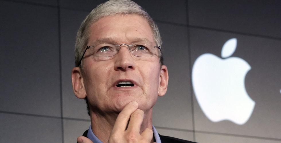 """Tim Cook: """"Apple är undervärderat av analytikerna"""""""