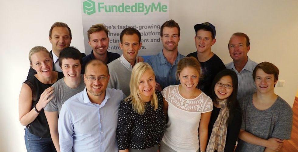 Breakit - Fundedbyme plockar in miljoner – gör sig redo för börsnotering