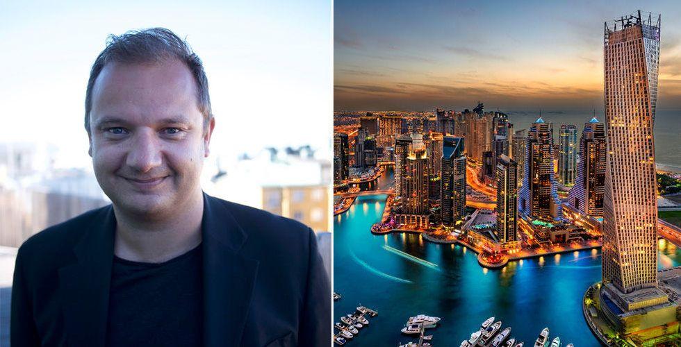 Breakit - Expansionståget går vidare – Fundedbyme lanserar i Dubai
