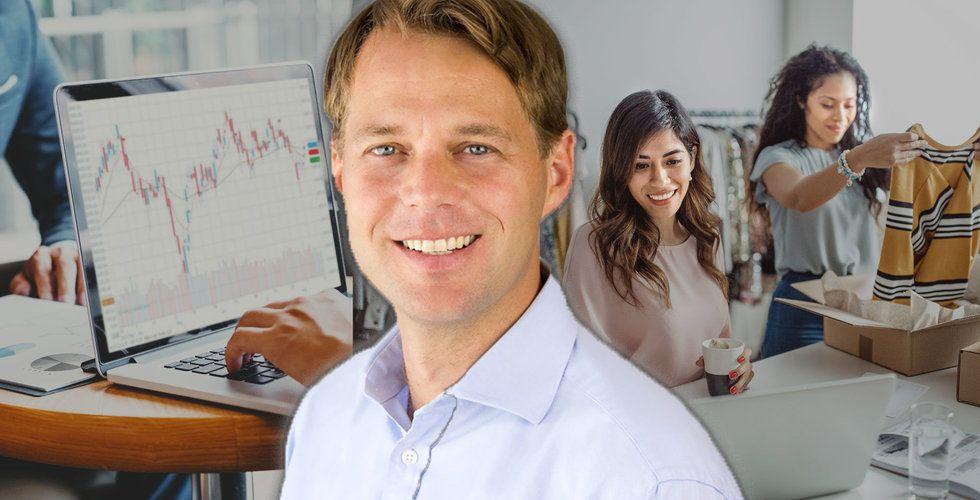 Rolf Cederström sålde Pagantis för en halv miljard – det ska han göra nu