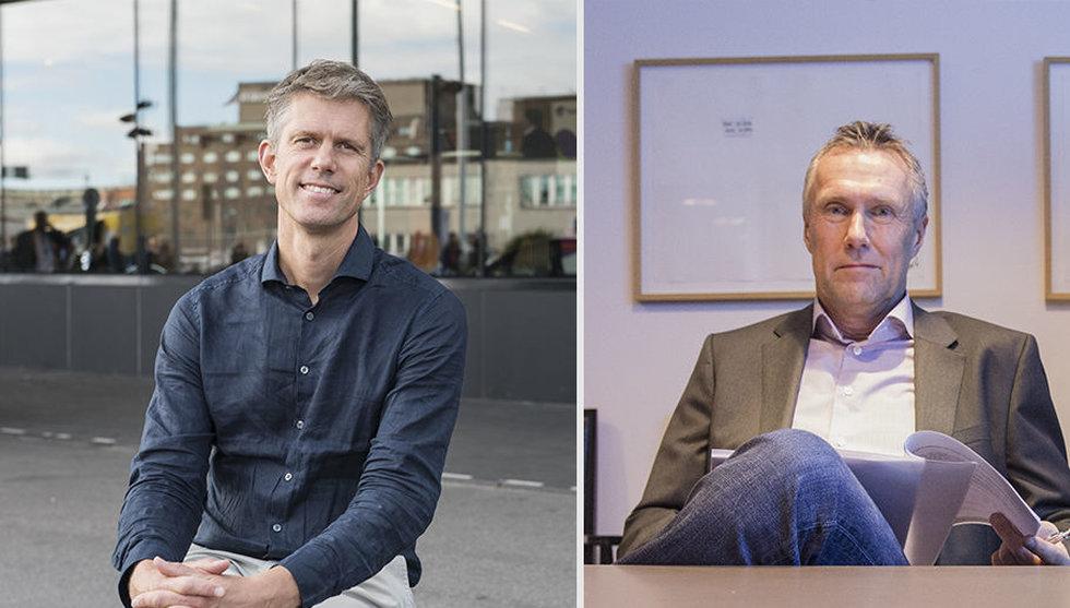 Edgeware till börsen – så mycket tjänar Amadeus och Creandum