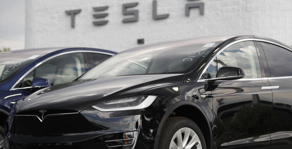 Tesla får full pott i säkerhetstest för Model 3