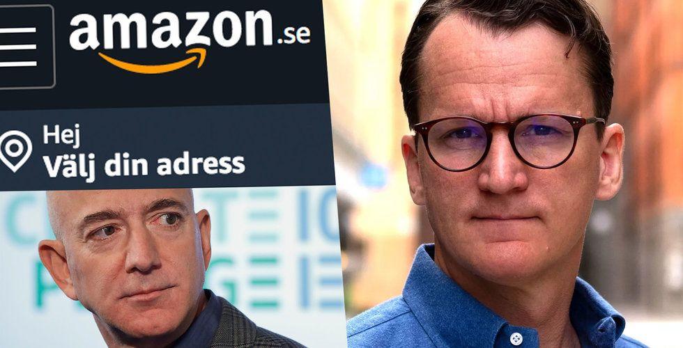 """Han totalsågar svenska Amazon: """"Det största hafsverk jag någonsin sett"""""""