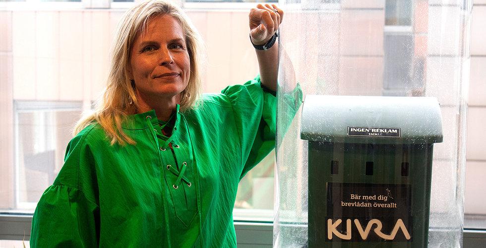 Digitala brevlådan Kivra bryter trenden – nu minskar förlusterna