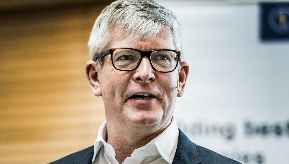 Breakit - Han ska vända Ericssons kris - Börje Ekholm tar över som vd