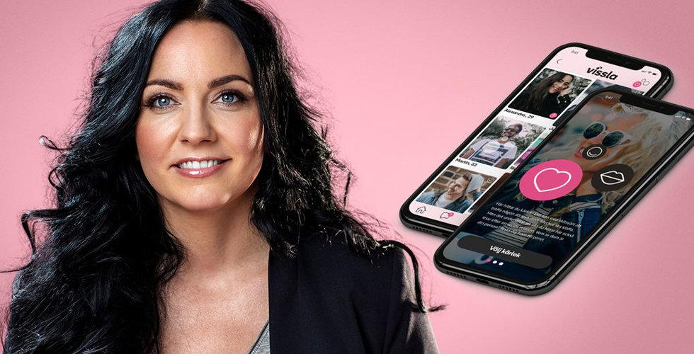 Hon nätdejtade sig till sin affärsidé – ska utmana Tinder (Jepp!)