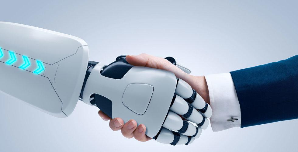 Försäkringsbolaget If anställer robotchef