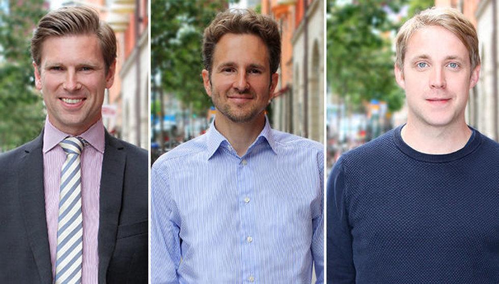 Trio tar in kapitalrunda för att revolutionera digital redovisning