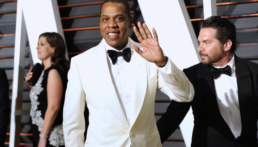 1 miljard på 5 dagar - kuppen mot Spotify redan ett klipp för Jay-Z
